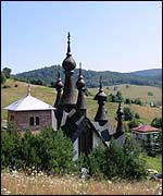 Lemko church